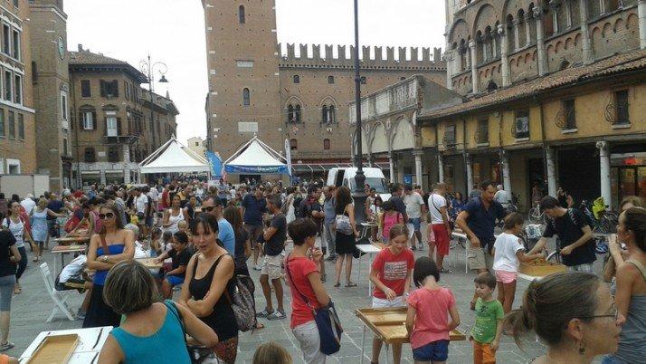 LudoBus ScomBussolo a Ferrara