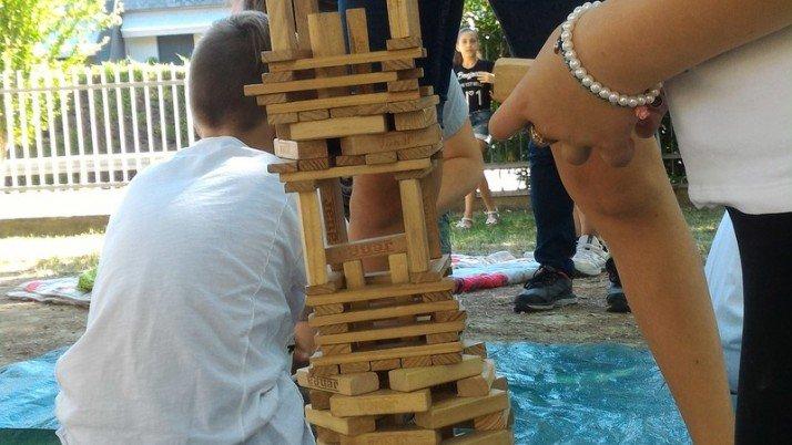 Scombussolo Giochi per Tutti a Sant'Agata Feltria
