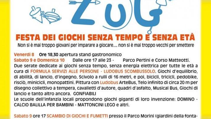 Scombussolo a Zug Riolo Terme