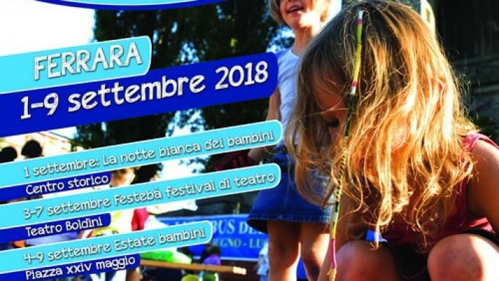 Scombussolo Giochi per Tutti a Ferrara