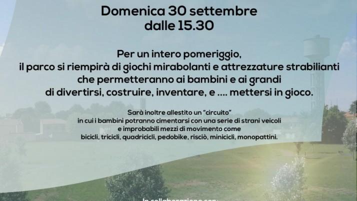 Scombussolo Giochi per Tutti a Sant'Agata sul Santerno