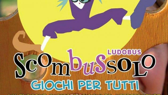 Ludobus Scombussolo Giochi per Tutti a Pietracuta